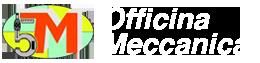 5M Officina – Lavorazioni meccaniche di tornitura,fresatutra e controllo numerico. AVORAZIONI MECCANICHE DI PRECISIONE Bologna Logo